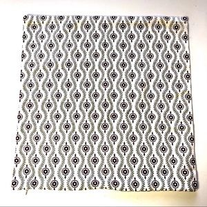 Ivy Circle Pillow COVER ONLY NWOT 18x18